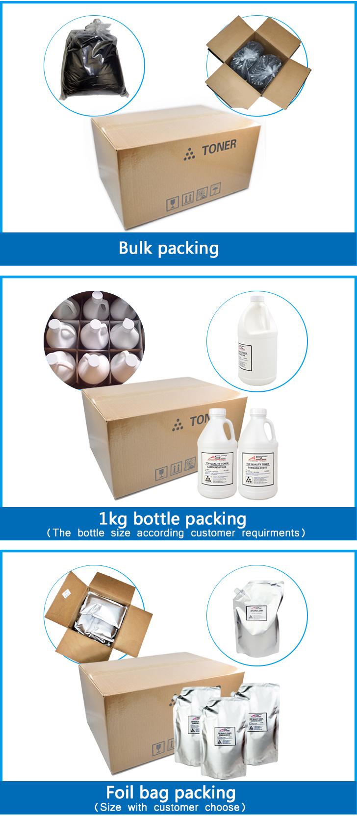 asc toner packing
